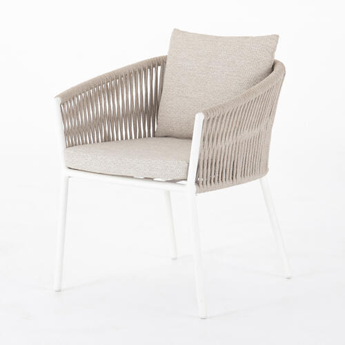 Faye Sand Cover Porto Outdoor Dining Chair