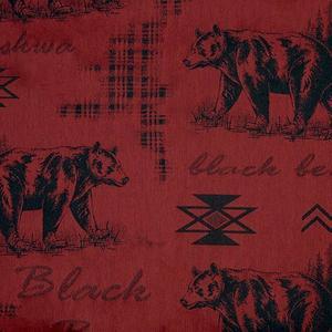 Marshfield - Bear Red