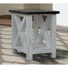 See Details - MESA Chairside Table