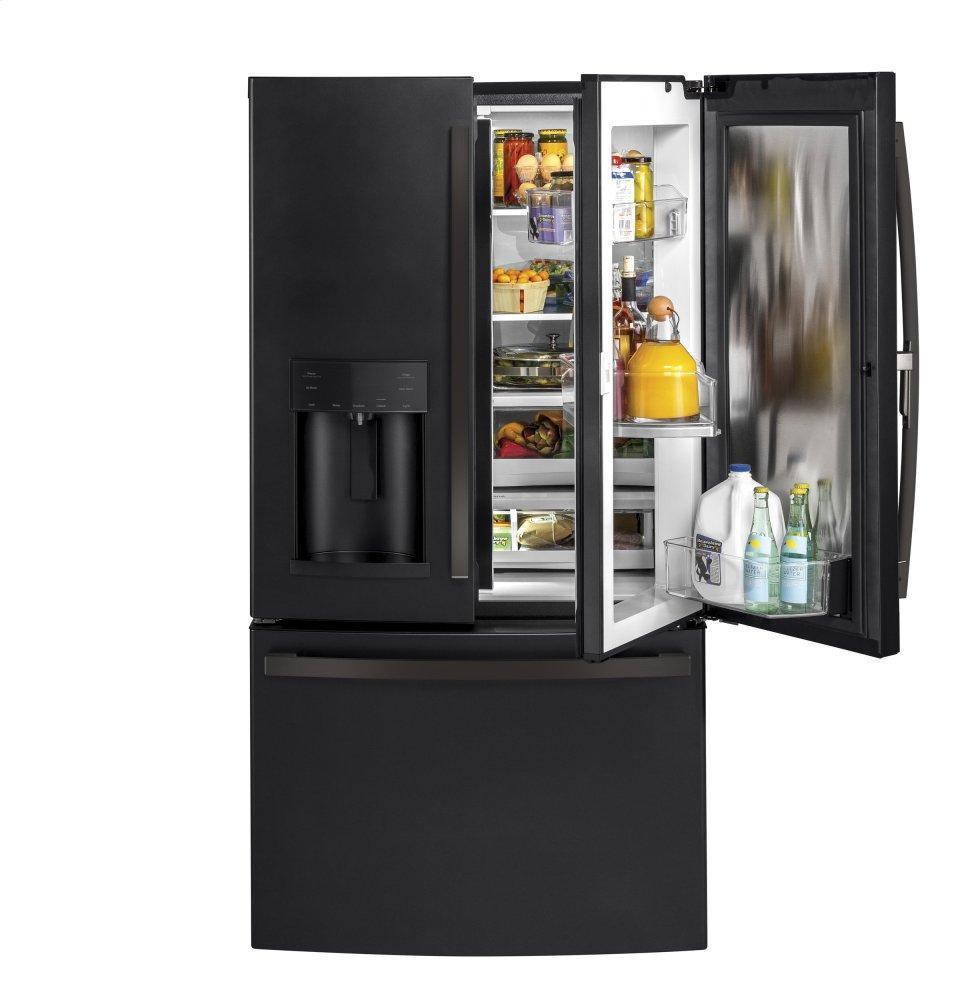 GE27.7 Cu. Ft. French-Door Refrigerator With Door In Door