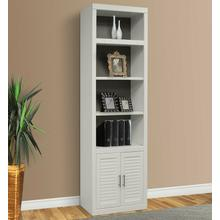 See Details - CATALINA 32 in. Open Top Bookcase