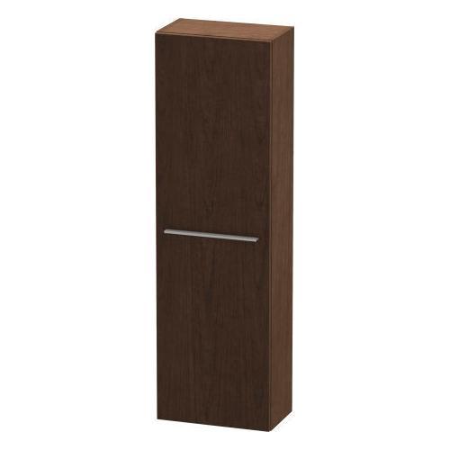 Duravit - Semi-tall Cabinet, American Walnut (real Wood Veneer)