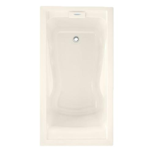 Evolution 60x32 inch Deep Soak Integral Apron Bathtub - Linen