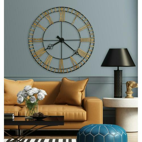 Howard Miller - Howard Miller Avante Oversized Wall Clock 625631