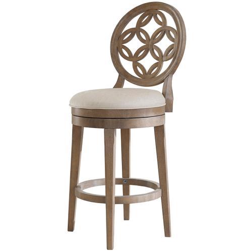 Product Image - Savona Counter Stool With Circle Back Design