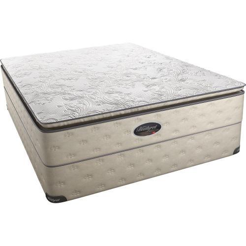 Beautyrest - Beautyrest - World Class - Longwood - Pillow Top - Evenloft - Queen