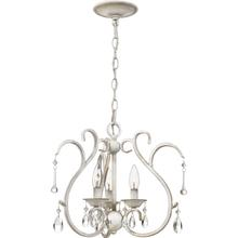 View Product - Blanca Pendant in Antique White