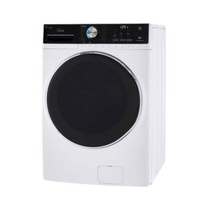 Midea5.2 Cu. Ft. Capacity Front Load Washer White