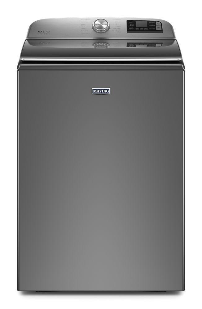 Smart Capable Top Load Washer with Extra Power Button - 5.3 cu. ft.