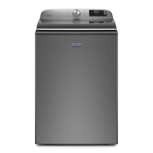 Maytag - Smart Capable Top Load Washer with Extra Power Button - 5.3 cu. ft.