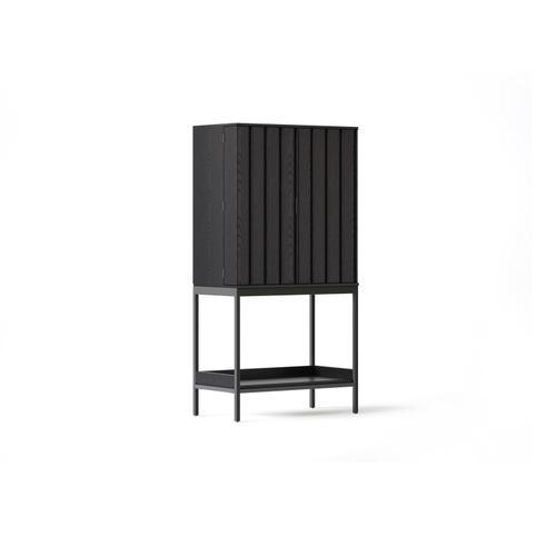 BDI Furniture - Cosmo 5720 Bar in Ebonized Ash