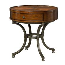 View Product - Barrow Round End Table
