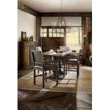 View Product - Balcones 60in Friendship Table w/2-12in Leaves