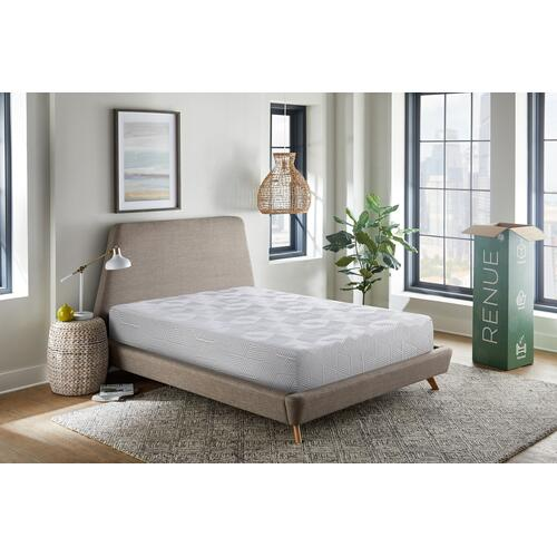 "Renue 8"" Medium Firm Memory Foam Mattress in Box, Full"