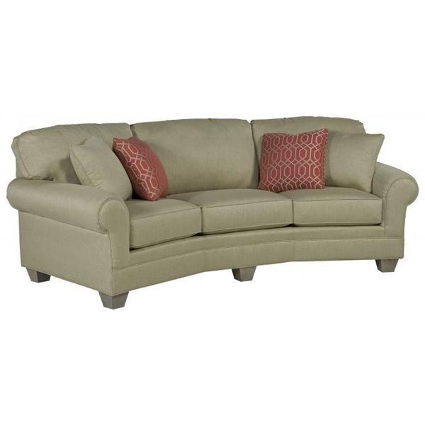 See Details - Ayden Curved Corner Sofa