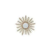 See Details - Small White Skovde Mirror