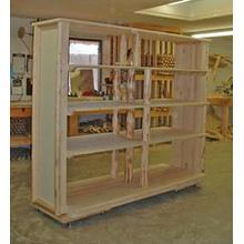 See Details - Custom Racks, Displays, Shelves, and Bookcases