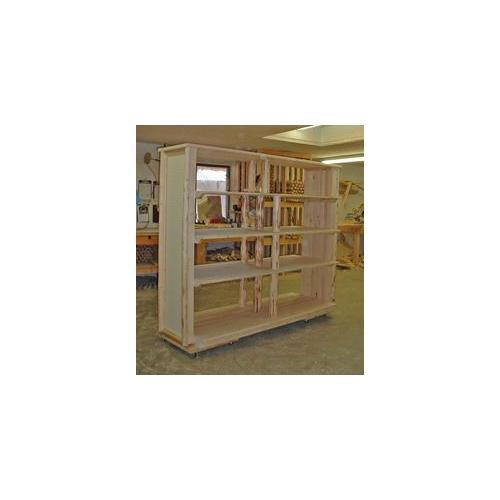 Custom Racks, Displays, Shelves, and Bookcases