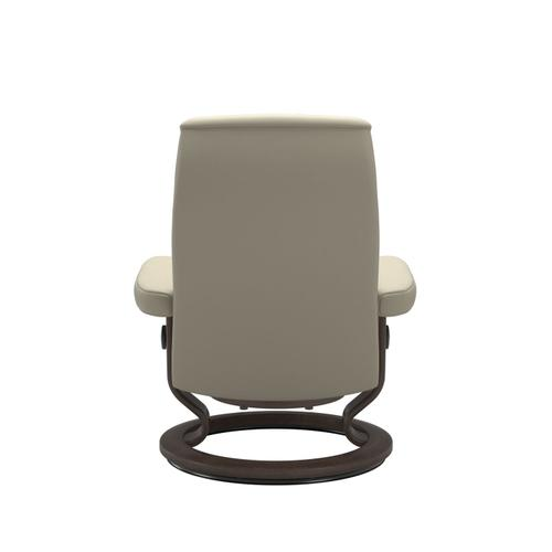 Stressless By Ekornes - Stressless® Opal (L) Classic chair with footstool