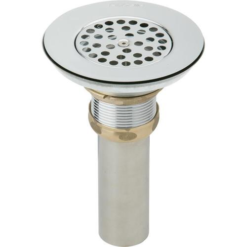 """Elkay Celebrity Stainless Steel 25"""" x 17"""" x 6-1/2"""", Single Bowl Drop-in Classroom ADA Sink and Faucet Kit"""