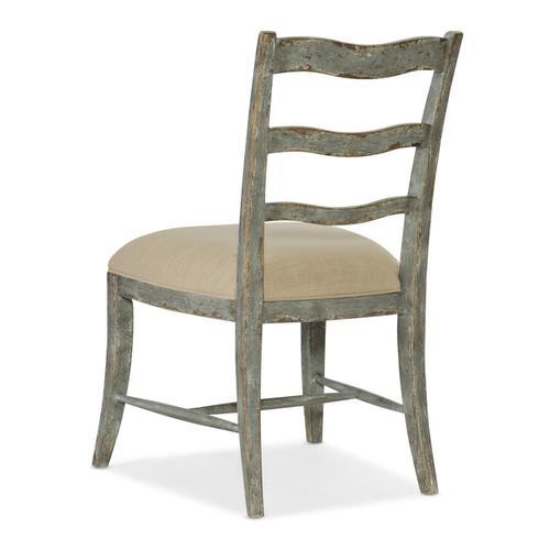 Hooker Furniture - Alfresco La Riva Upholstered Seat Side Chair - 2 per carton/price ea