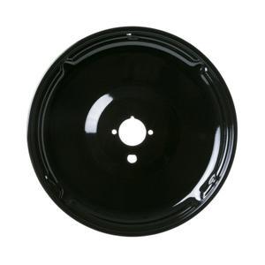 GEGas Range Porcelain Black Large Burner Bowl