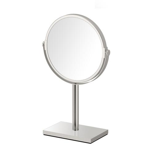 Table Mirror #2 in Chrome