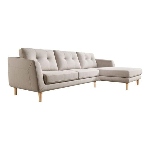 Corey Sectional Beige Right