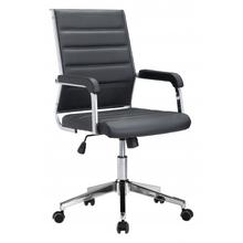 See Details - Liderato Office Chair Black