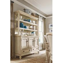 See Details - Demarlos - Parchment White 2 Piece Dining Room Set