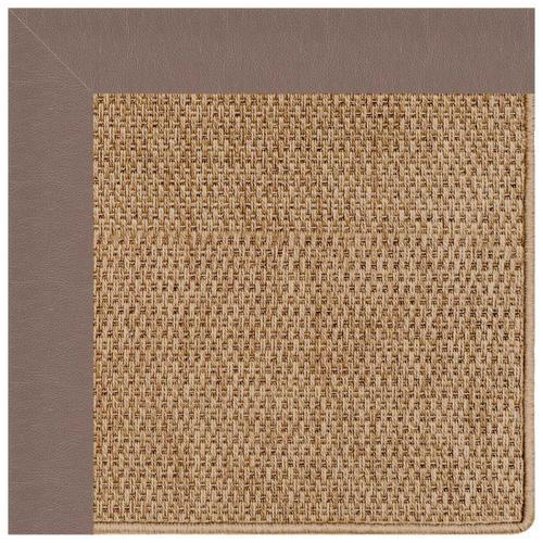 "Capel Rugs - Islamorada-Basketweave Classic Stone - Rectangle - 24"" x 36"""