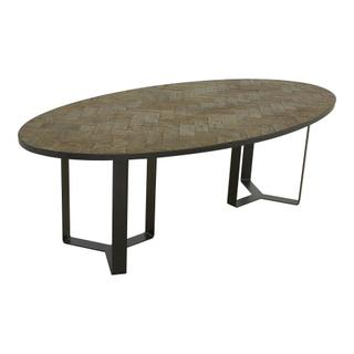 See Details - Heritage Oval Dining Table