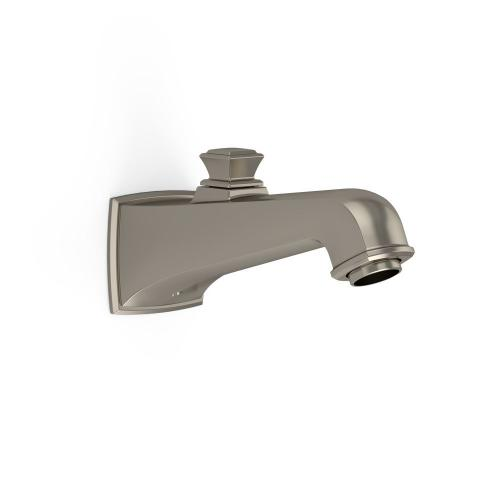 Connelly™ Diverter Tub Spout - Brushed Nickel