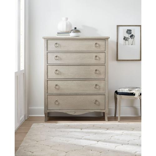 Bedroom Reverie Five-Drawer Chest