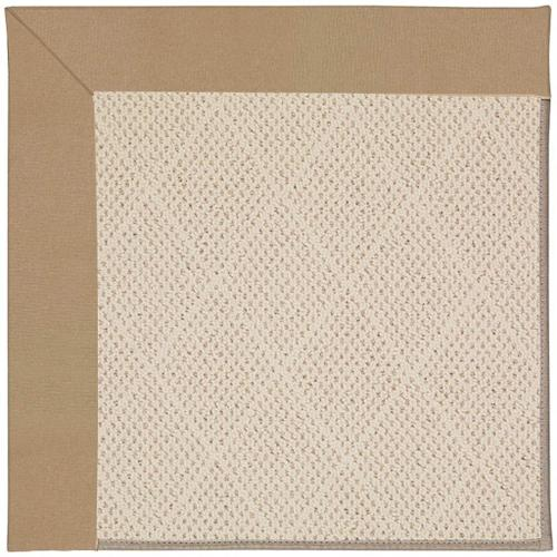 """Capel Rugs - Creative Concepts-White Wicker Canvas Camel - Rectangle - 24"""" x 36"""""""