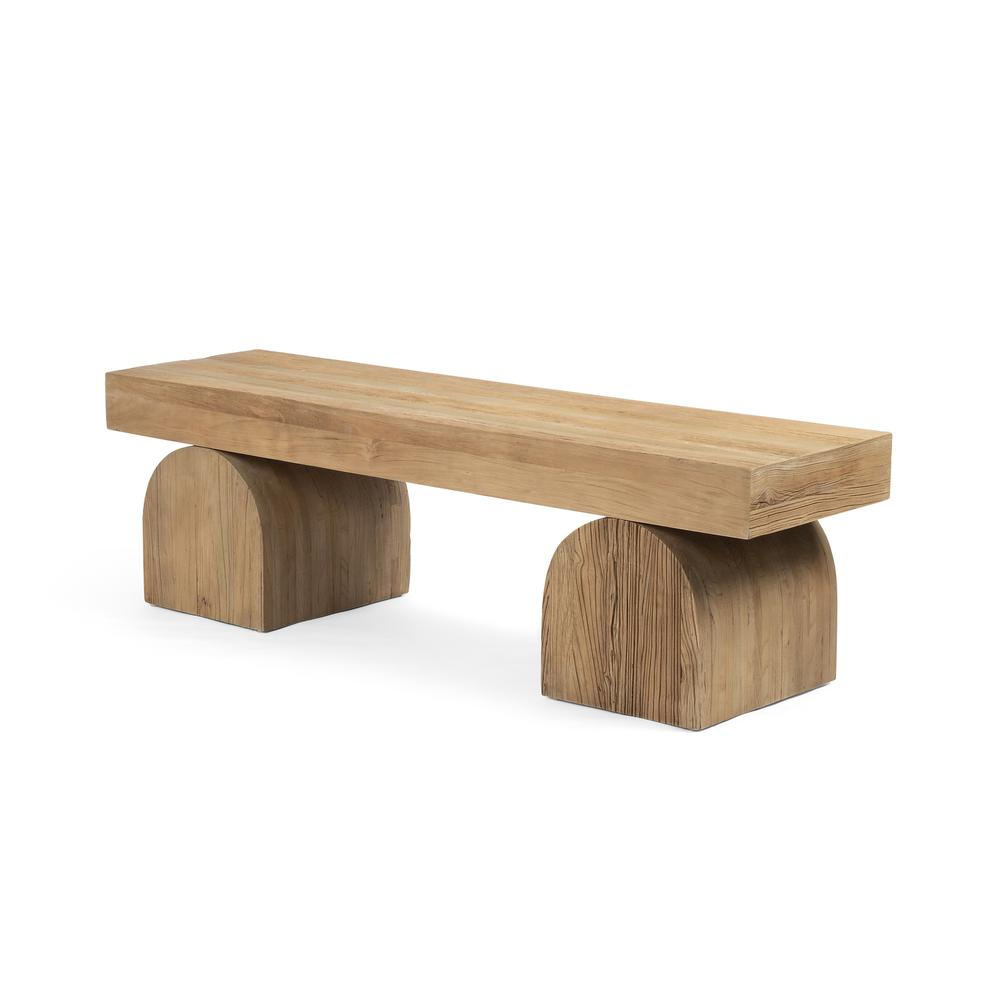 Keane Bench-natural Elm