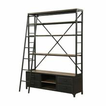 ACME Actaki Bookshelf - 92433 - Sandy Gray
