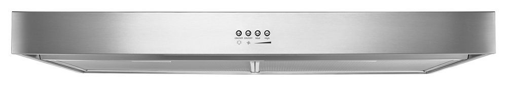 """24"""" Range Hood with Full-Width Grease Filters"""