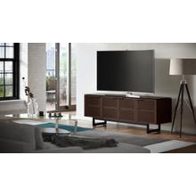 See Details - Corridor 8179 Media Console in Chocolate Stained Walnut