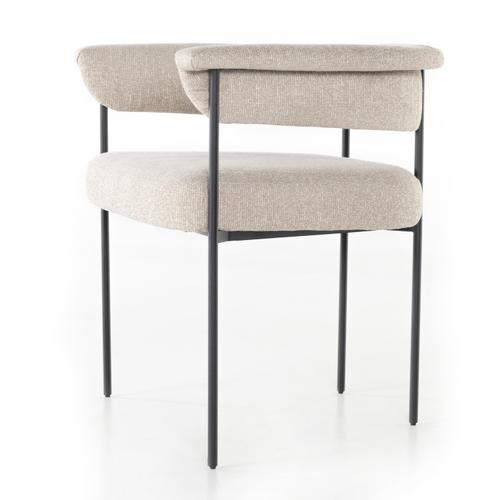 Carrie Dining Chair-light Camel