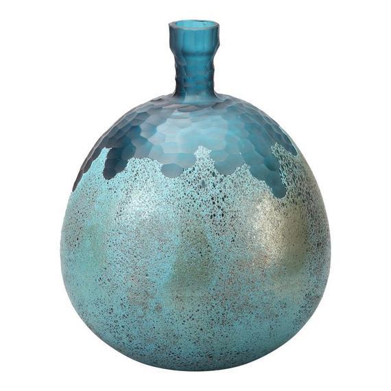 Nix Vase Blue