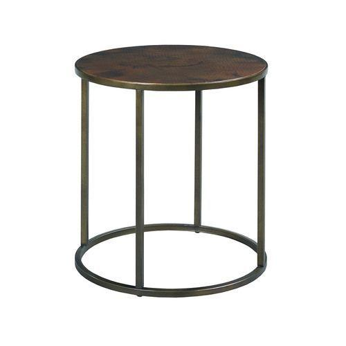 Sanford Round End Table