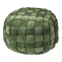 Jazzy Pouf Chartreuse
