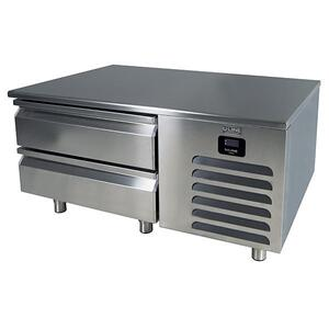 "U-LINE48"" Freezer Base With Stainless Solid Finish (115v/60 Hz Volts /60 Hz Hz)"