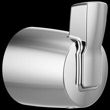 Chrome Integrated Diverter Lever