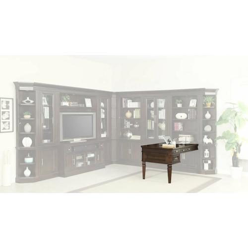 STANFORD Peninsula Desk Complete