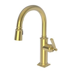 Satin Bronze - PVD Prep/Bar Pull Down Faucet