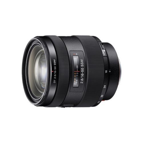 Sony - DT 16-50 mm F2.8 SSM
