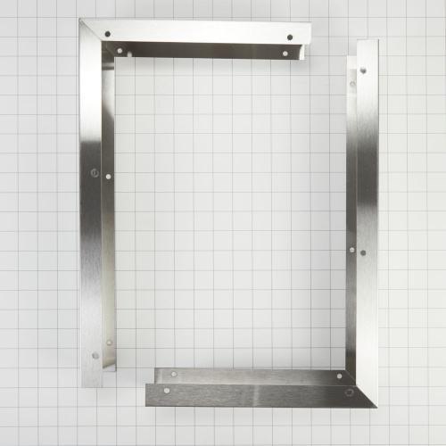 Maytag - Over-The-Range Microwave Trim Kit