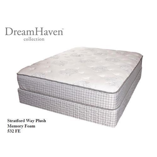Dreamhaven - Stratford Way - Plush - Cal King